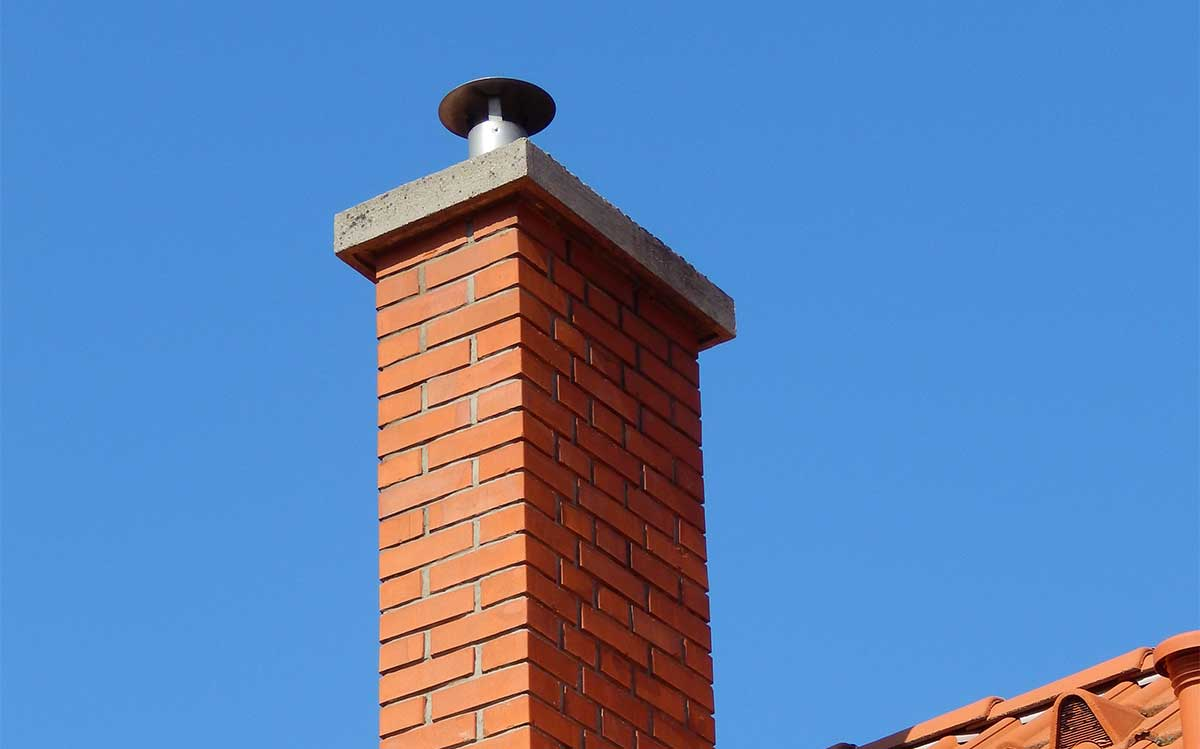 Chimney Dampers And Caps